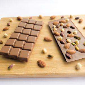 Sütlü Beyoğlu Tablet Çikolata | 100 Gram