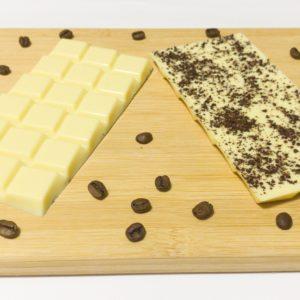 Çekirdek Kahveli Fildişi Tablet Çikolata | 90 Gram