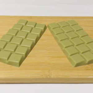 Matchalı Fildişi Tablet Çikolata | 90 Gram