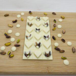 Sevgiliye Fildişi Tablet Çikolata